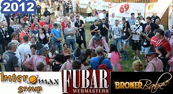 Fubar Bilder Webmaster Meeting 2012