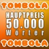 Tombola – Hauptpreis 50.000 Wörter
