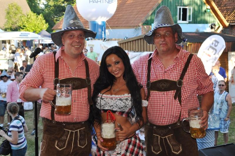 Matthias, Julia und Detlef